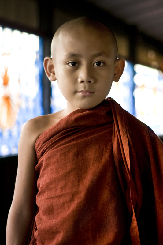 young-monk