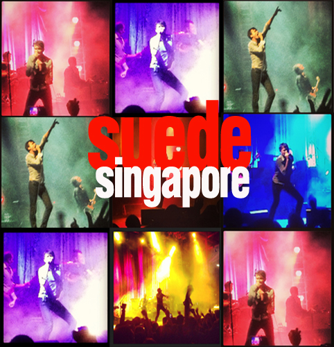 Suede in Singapore
