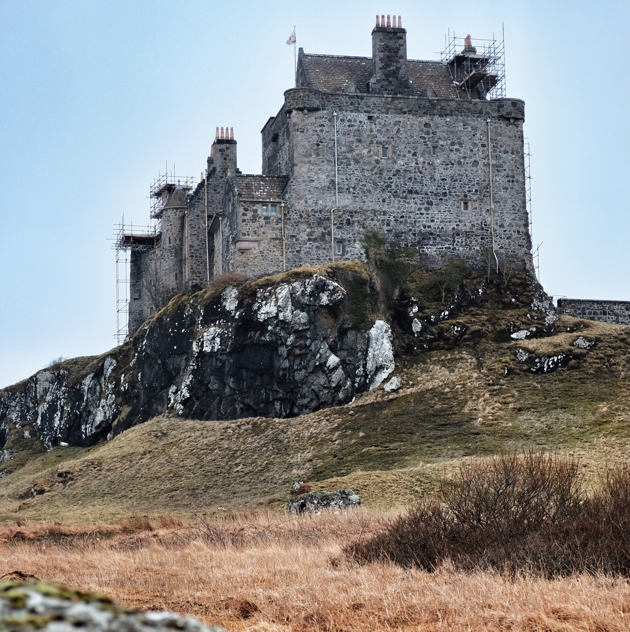 Picture of Duart castle, Isle of Mull