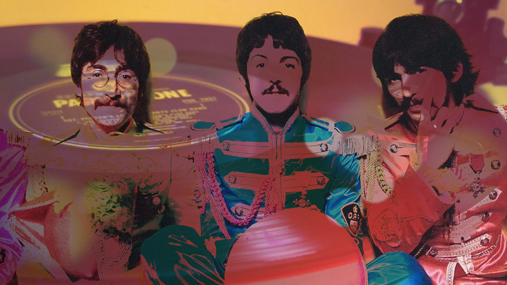 Music Sgt Pepper At 50 The Giles Martin Re Mix Matt